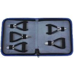 Economy Plier Kit - 5 Pliers with Zip Case