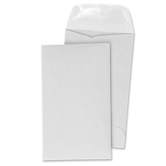 Plain White Coin Envelopes