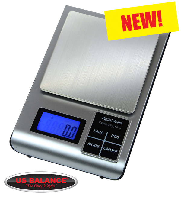 Grande 3000g Digital Pocket Scale