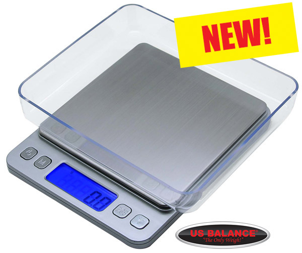WIZ 2000g Digital Pocket Scale