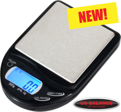 USN600 Digital Pocket Scale